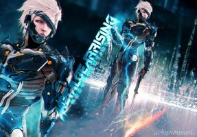 Metal Gear Rising: Resurrection by LaceWingedSaby