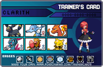 Trainer Card by ClarithTaylor