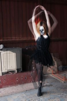 ballet with death by narure