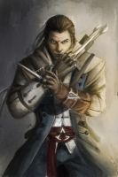 Assassin's creed III : Connor kenway by chimicalstar