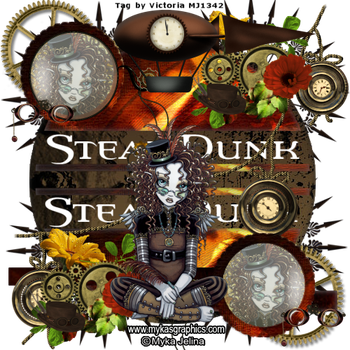 Steampunk Travel by vickieraber