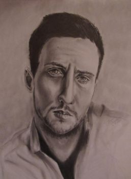 Aaron Taylor-Johnson by JCOwlz