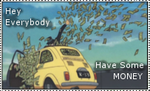 Have some money_STAMP by FilmmakerJ