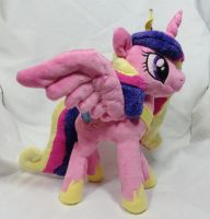 Cadance plush for SP0135 by Cryptic-Enigma