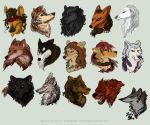 SSWM 2012 Avatar Batch by Kiriska