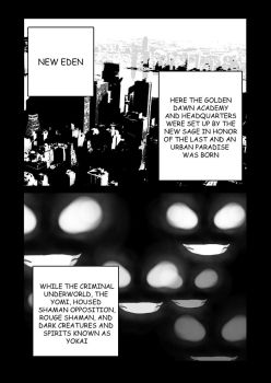 Shaman Chronicles Chapter 1 Page 3 by denzel94