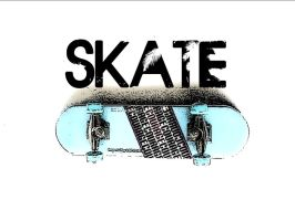Skate by asiful99