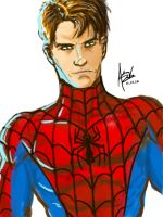 Peter Parker by Archonyto