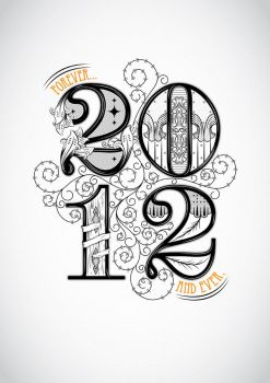 2012 : Forever and ever... by blindn