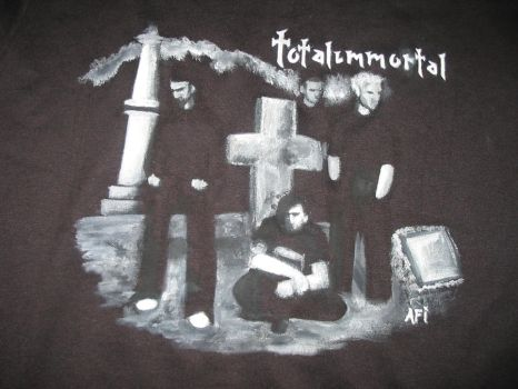 Total Immortal by GenericBreed