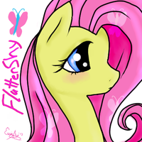 Fluttershy Mouse by Edlynette
