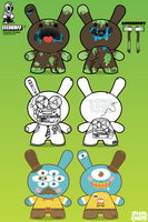 Kidrobot Dunnys 09 by j3concepts