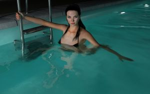 In the Pool (No Postwork) by 3dmania