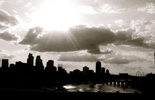 mpls at dusk by jackischad69