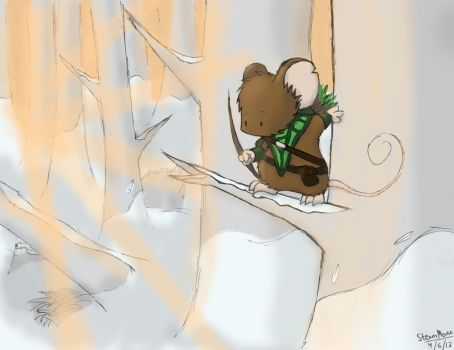 Ivydale Mouse by SteamMouse