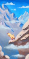 Little Mountain Goat by cachava