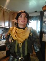 Merrill Makeup test 2 by TaliBelle-Cosplay