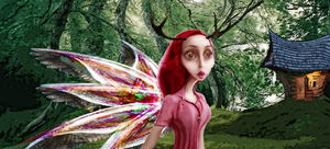 Woods Fae by MeloCardio