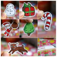 Paper fun :: Christmas by Toasts