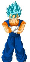 Vegetto SSB by EricEdWest