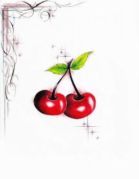 Poppin' Cherries by MexicanDrunk