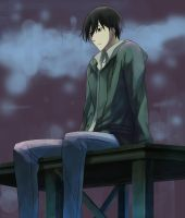 Darker Than Black .:Hei:. by ikenshin1