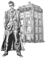 Doctor Who by kzurik