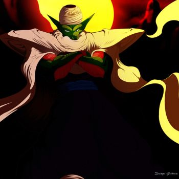 Piccolo by MightyGoodrum
