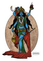 Kali by LaTaupinette
