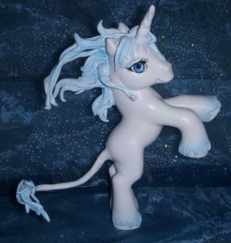 MLP Custom Last Unicorn by colorscapesart