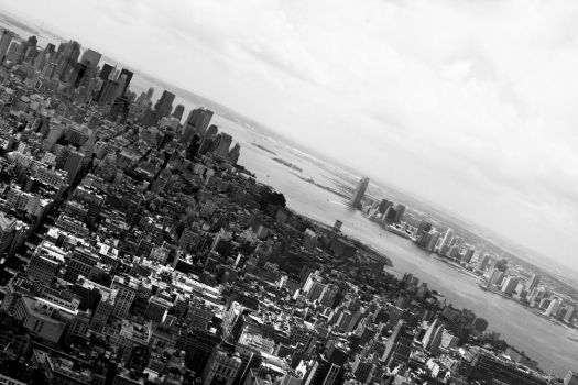 .New York City. by luijo