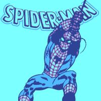 The Spider-Man in pop art by DevintheCool