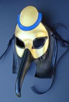 Thoth Mask by merimask