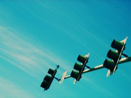 Traffic Lights by demain