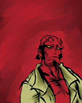 hellboy 4 by RiKardo700