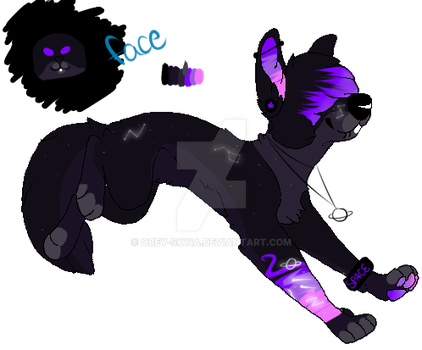 Space Adopt 2 (OPEN 170pts) by Obey-Skyia