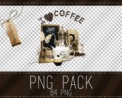 PNG pack by black-white-life (37) by ByEny