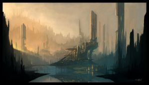 Future City by linkofholland