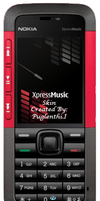 Nokia 5310 skin for WMP by pugalenthi