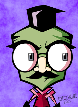ZIM's Amazing New Disguise by s2BloodyBecca