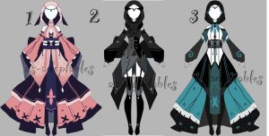 outfit adoptable batch closed by AS-Adoptables