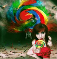 Gothic Candy How Many Licks? by ArthurRamsey
