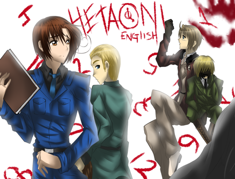 HetaOni ENGLISH PROJECT V17_1 NEW LINK (+tutos) by Pianodream