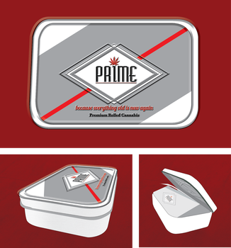 Package Design for Prime by iascend