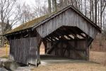 Covered Bridge Stock 8 by FairieGoodMother