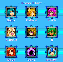 Stage Select by Jcdr