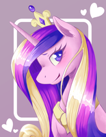 Cadance by Zaphy1415926