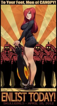 ENLIST TODAY! by Robaato