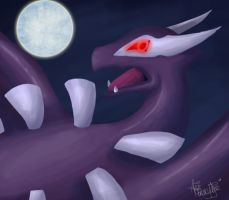 Shadow Lugia by Gie