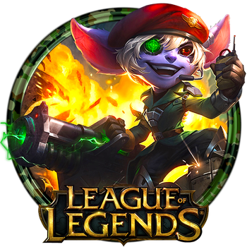 Omega Squad Tristana Dock Icon by OutlawNinja